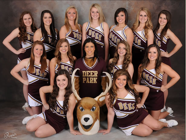 Calendar May To June : Deer park isd cheerleaders tx