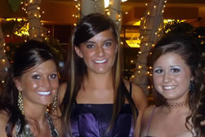 2008 – 2009 – Kendra Stiles, Sarah Oliver, & Courtney Winstead