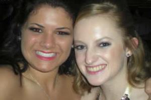 2009-2010 – Jordan Traylor, Lesley Roberts