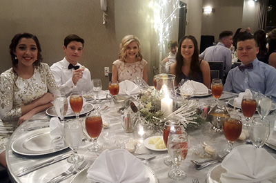 Cheer Banquet