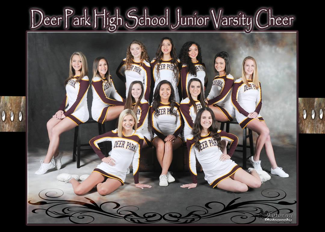 DPHS Junior Varsity Cheer