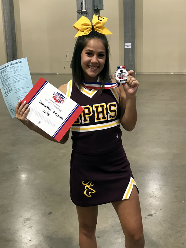 Top All American - Sammie