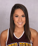 Samantha Gaspard – 2019 NCA Staff